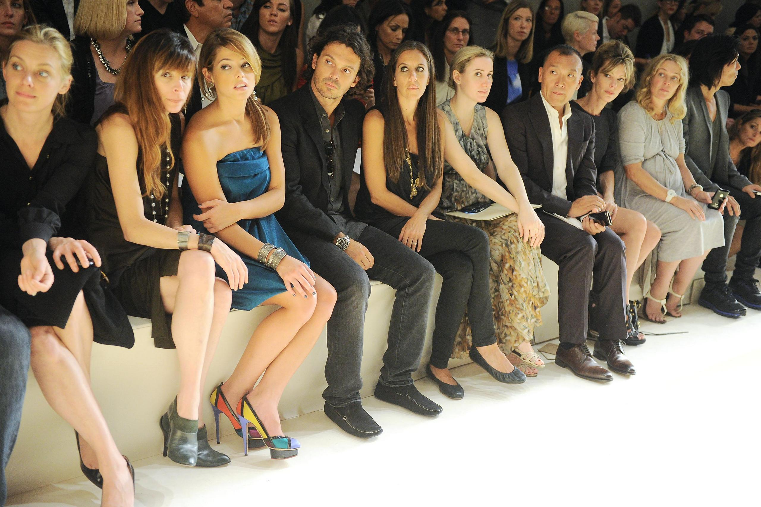50+ Awesome Collection Of Fashion Week Photo-Shots