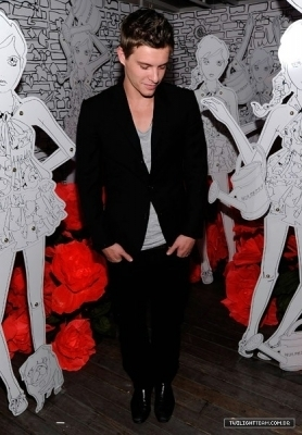 Mulberry Spring Summer '11 NYFW Party