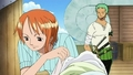 NAMI X ZORO - nami-and-zoro screencap