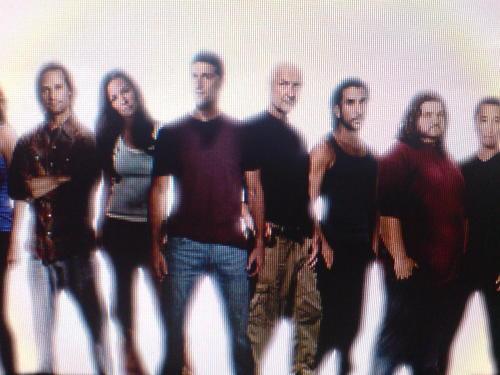 NEW ロスト Cast Poster 写真