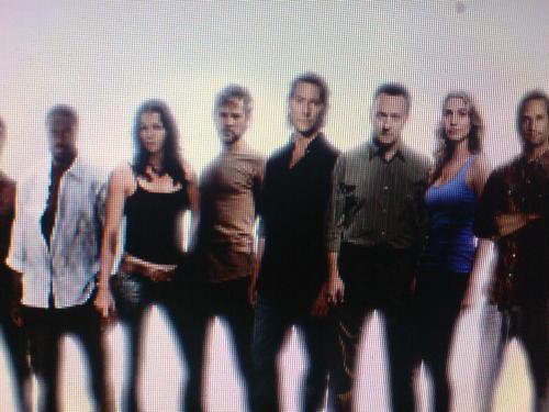 NEW lost Cast Poster foto