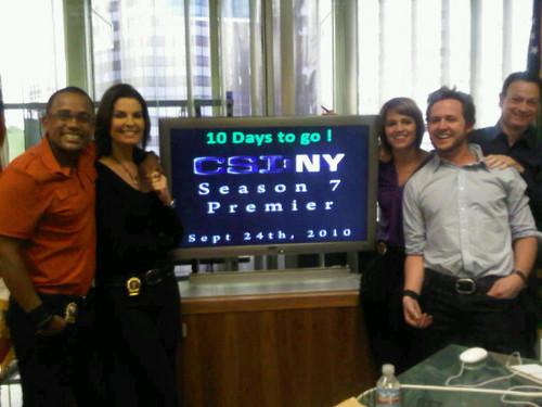 NY Season7-Behind the scenes