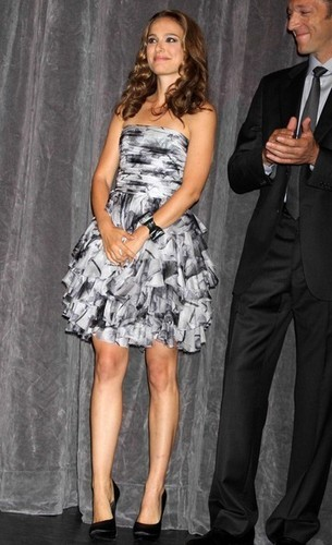 "Natalie at The 35th Annual Toronto International Film Festival - ""Black Swan"" Premiere"