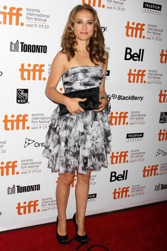 "Natalie at The 35th Annual Toronto International Film Festival - ""Black Swan"" Premiere"