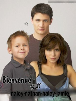 Nathan,Haley and Jamie:D