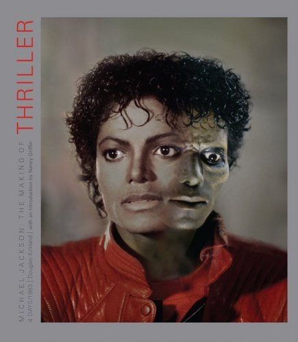 New Making of Thriller Book