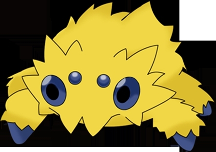 New Pokemon - Bachura