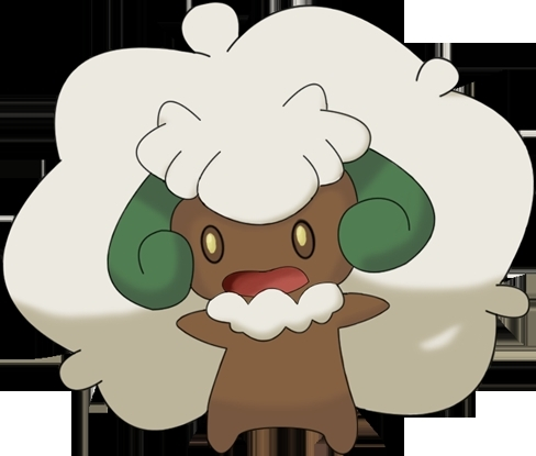 New Pokemon - Erufuun
