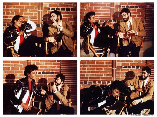 OMG!!NEW photos OF THRILLER!!I l'amour THIS «3