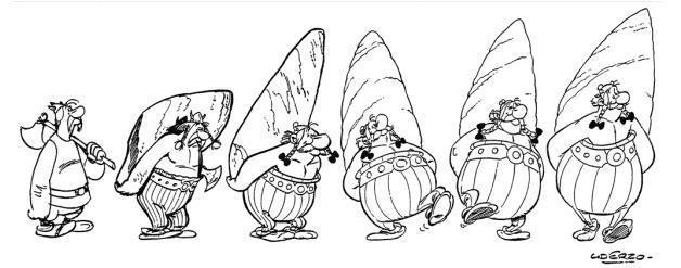 Obelix evolution