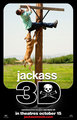 Official Jackass 3D Movie Poster - jackass photo