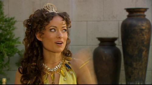 Olivia Wilde in the 'Year One: The Journey Begins' Featurette - olivia-wilde Screencap