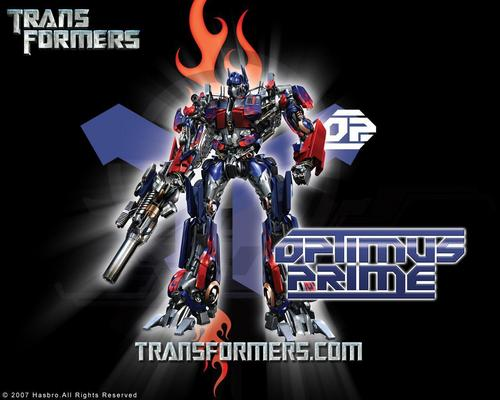 Optimus Prime wallpaper possibly containing Anime called Optimus Prime