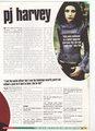 PJ Harvey in the V 98 Programme - pj-harvey photo