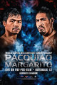 Pacquiao vs. Margarito official poster
