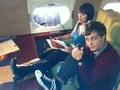 Paget & Matthew showing their shoes - criminal-minds-girls photo