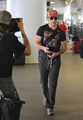 Peter Facinelli - LAX (09.13) - twilight-series photo