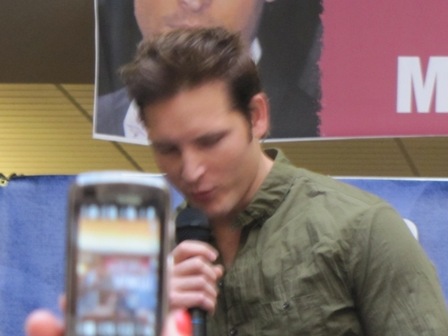 Peter Facinelli in Michigan - carlisle-cullen Photo