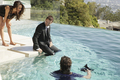 Photoshoot Maggie Q Shane West - nikita photo