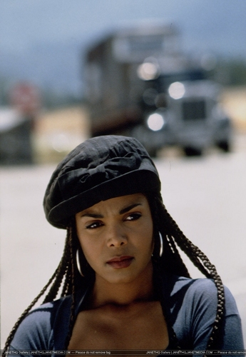 janet jackson fondo de pantalla probably with a portrait titled Poetic Justice