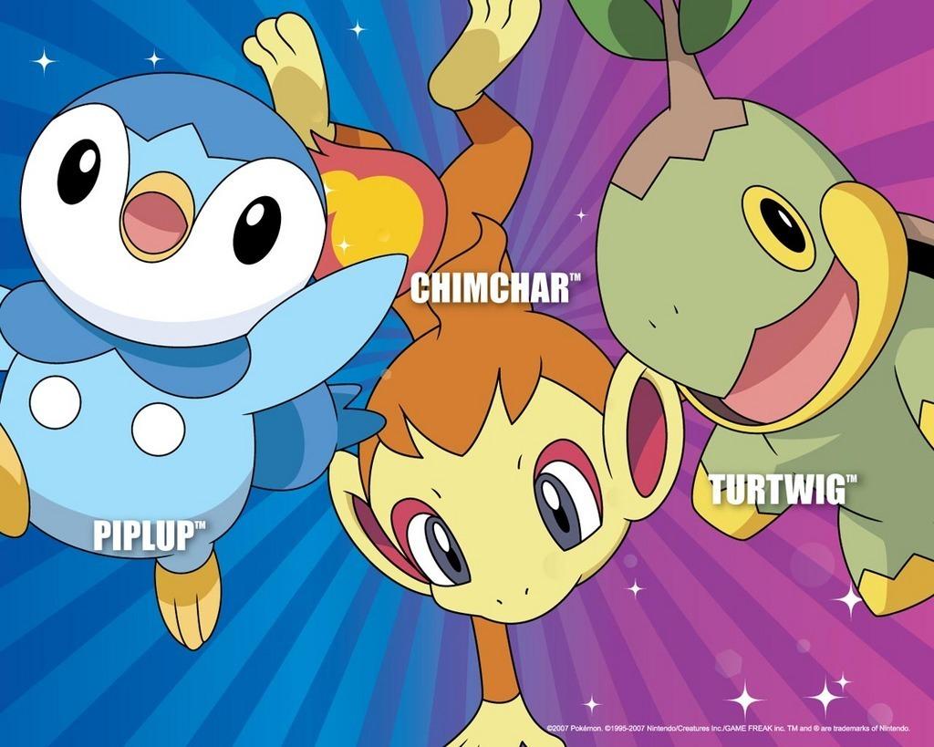 Pokemon Dp Fondo De Pantalla Pokémon Foto 15554491 Fanpop