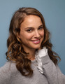 Posing for portraits during the 2010 TIFF in Guess Portrait Studio at Regency Hotel - natalie-portman photo