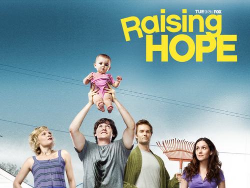 Raising Hope wallpaper entitled Raising Hope