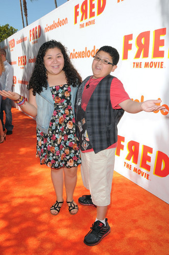 """Rico Rodriguez @ the """"Fred: The Movie"""" Premiere Screening"""