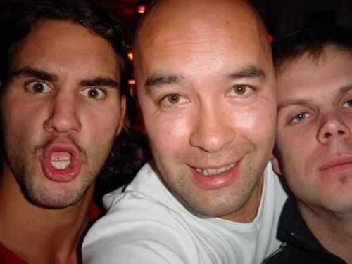 Roger Federer funny moments 由 lavli23