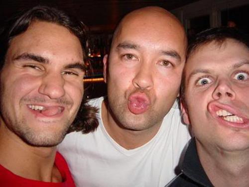 Roger Federer funny moments 由 lavli23...