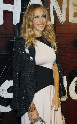 SJP @ Chanel & Karl Lagerfeld Celebrate Re-Opening Of The Chanel Soho Boutique