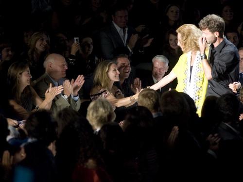 SJP @ Mercedes Benz Fashion Week: Diane Von Furstenberg - Spring 2011