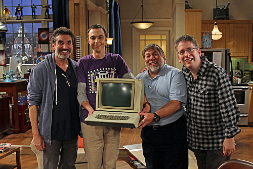 SPOILERS The Big Bang Theory - Episode 4.02 - The Cruciferous Vegetable Amplification - Promo fotos