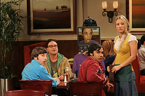SPOILERS The Big Bang Theory - Episode 4.02 - The Cruciferous Vegetable Amplification - Promo picha