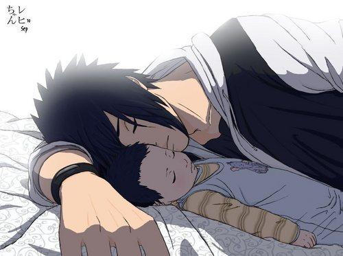 Sasuke Uchiha Father!!!