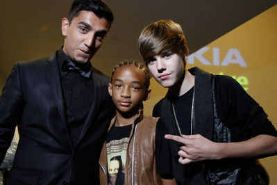 September 11th - 2010 mtv Video música Awards - Backstage