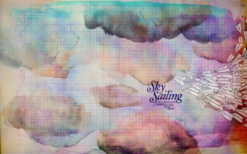 Sky Sailing 바탕화면