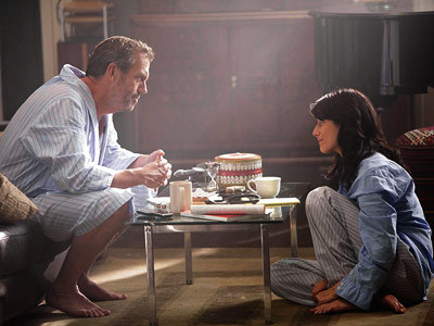 Huddy wallpaper with a dinner table and a brasserie titled So Sweet