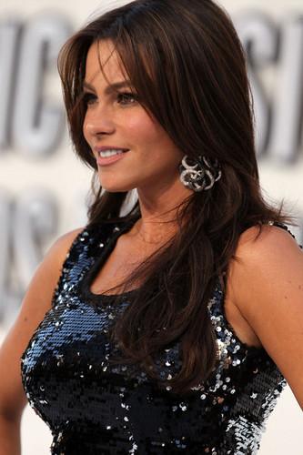 Sofia Vergara - 2010 MTV Video Musik Awards - Arrivals