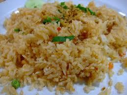 Special Fried riz from Indonesia