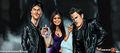 Stefan,Damon,Elena