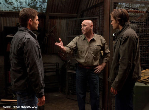 Supernatural - Episode 6.02 - Two and a Half Men - Promotional foto's