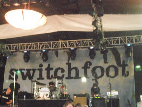 Switchfoot in Guatemala 2010