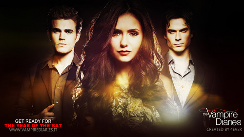 The Vampire Diaries TV دکھائیں پیپر وال possibly with a well dressed person and a portrait titled TVD