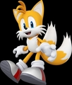 Tails - Sonic 颜色