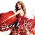 Taylor Swift's Speak Now official album cover deluxe edition :)