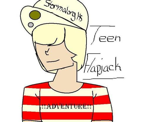 Tdi Teen flapjack