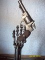 Terminator Arm made with junk,bolts,nuts