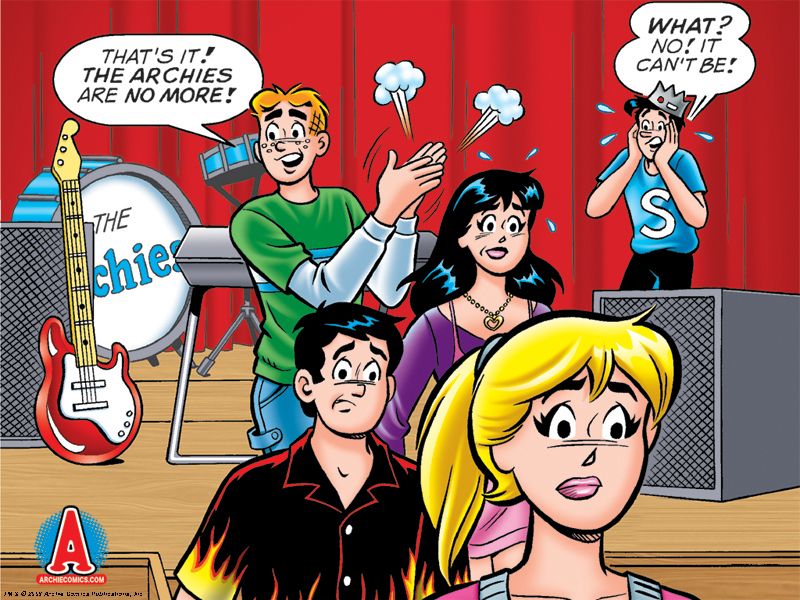 Archie And Friends Images The Archies HD Wallpaper And