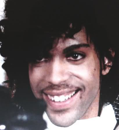 Prince wallpaper probably with a portrait titled The Beautiful One